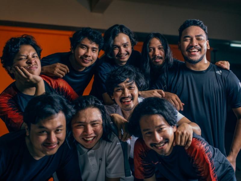 Dukung Atlet Indonesia, .Feast dan The Panturas Rilis Singel Gelora. (Foto: Dok. Sun Eater)