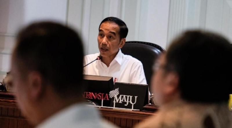 Presiden Joko Widodo (Jokowi) (Foto: Andhika Prasetya)