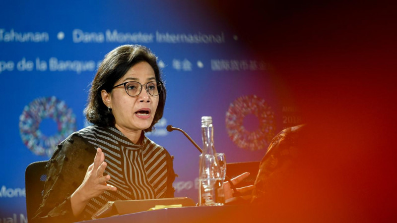 Menteri Keuangan Sri Mulyani Indrawati. (Foto: Liputan6)