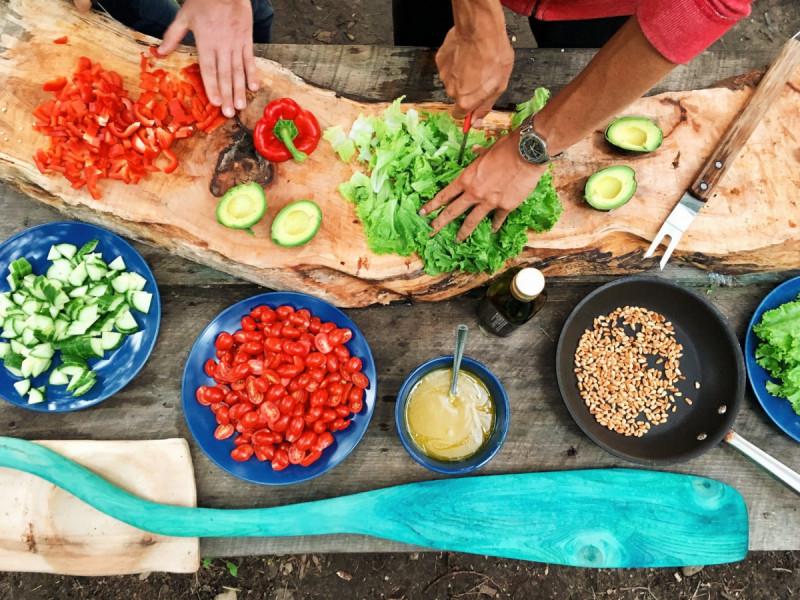 Ilustrasi UMKM Kuliner. (Foto: Pexels/Maarten van den)