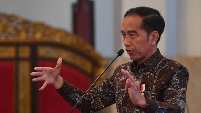 Presiden Republik Indonesia (RI), Joko Widodo (Foto: Akbar Nugroho Gumay)