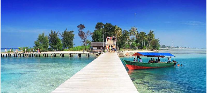 Pulau Tidung, Kepulauan Seribu. (Foto: indonesiaituindah.com)