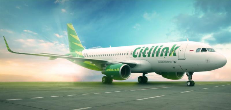 Ilustrasi Pesawat Citilink Indonesia. (Foto: Dok. Citilink Indonesia)