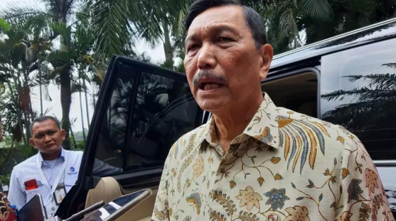 Menteri Koordinator Bidang Kemaritiman dan Investasi Luhut Binsar Pandjaitan. (Foto: Liputan6.com)