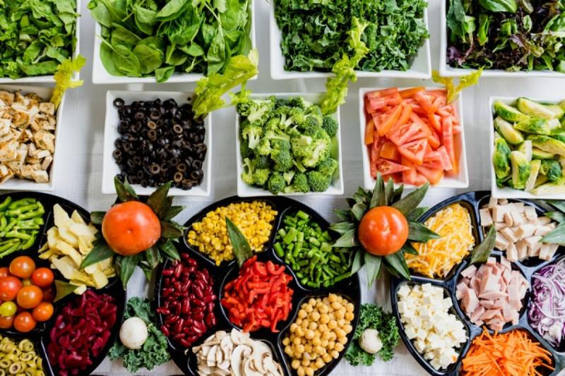 Ilustrasi Makanan Sehat. (Foto: Unsplash/Dan Gold)