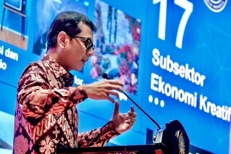 Menteri Pariwisata dan Ekonomi Kreatif (Parekraf) Wishnutama. (Foto: Instagram/Wishnutama)