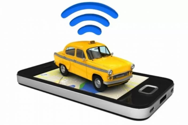 Ilustrasi taksi online. (Foto: ANTARA)