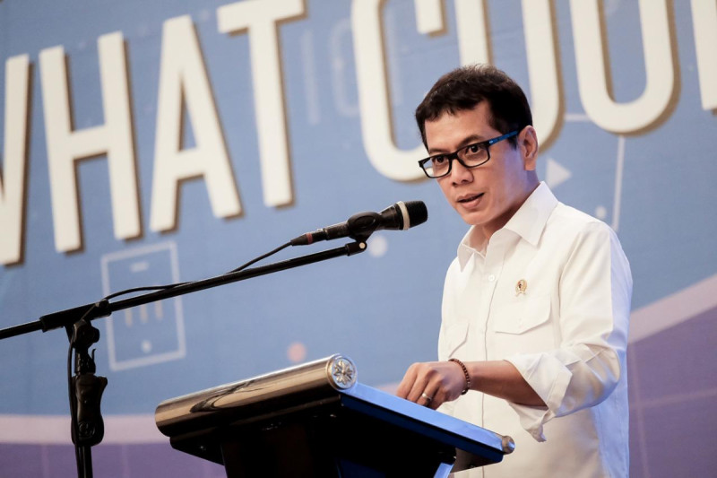 Menteri Pariwisata dan Ekonomi kreatif/Kepala Badan Pariwisata dan Ekonomi Kreatif Wishnutama Kusubandio. (Foto: Biro Komunikasi Kemenparekraf/Baparekraf)