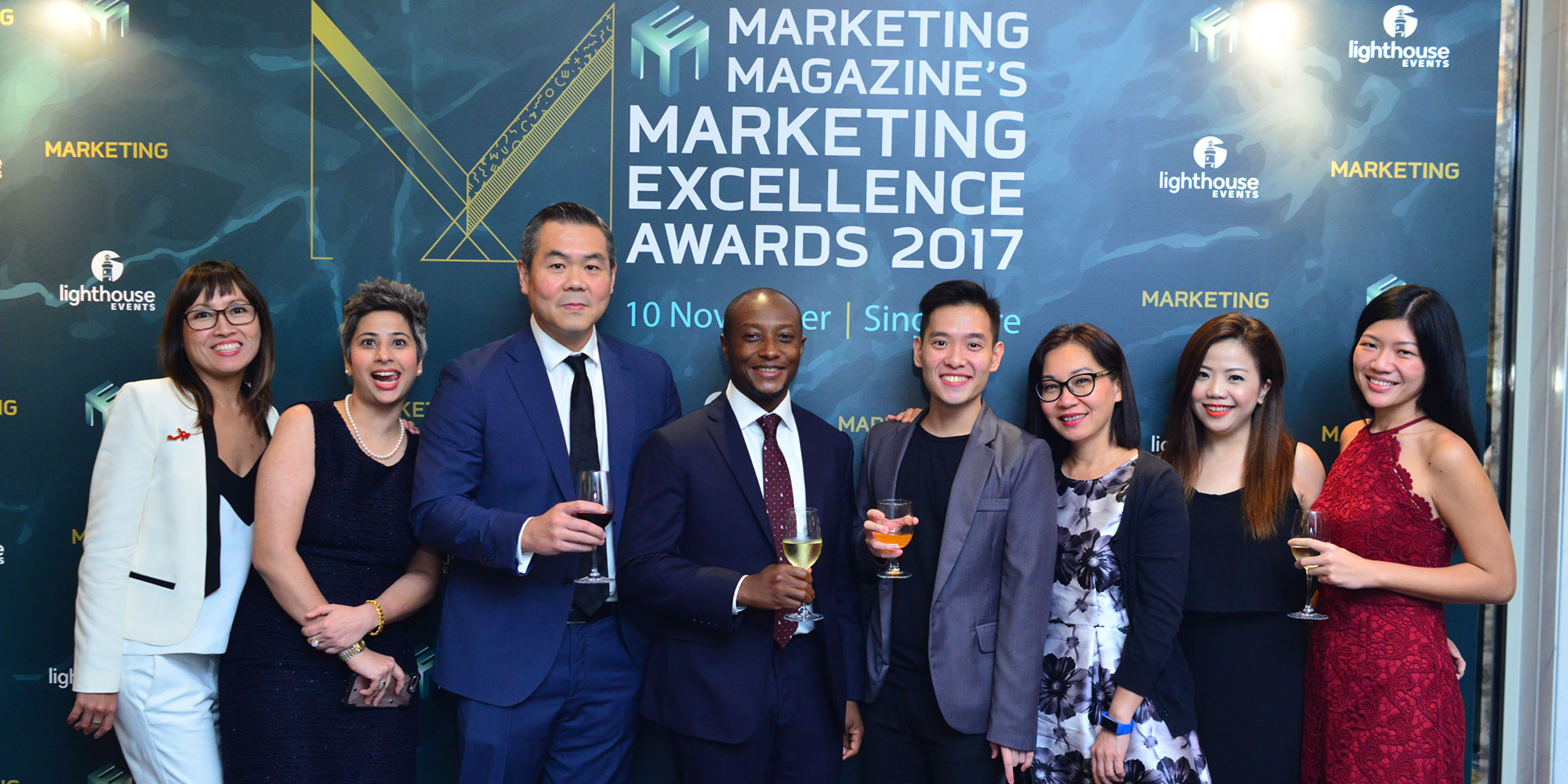 Marketing Excellence Awards 2018 Singapore