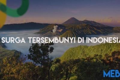 5 Surga Tersembunyi di Indonesia