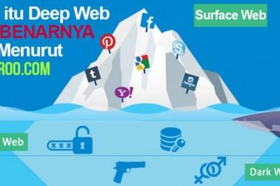 Ternyata inilah Deep web yang dijuluki situs terdalam di-internet