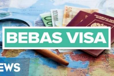 Destinasi di Asia Favorit Wisatawan Indonesia