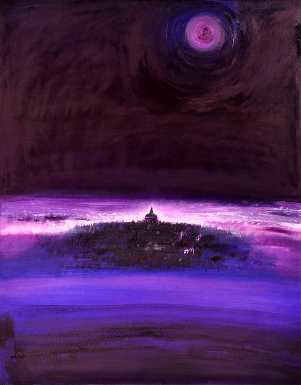 Srihadi Sudarsono - Borobudur, Soul of Nature.jpg