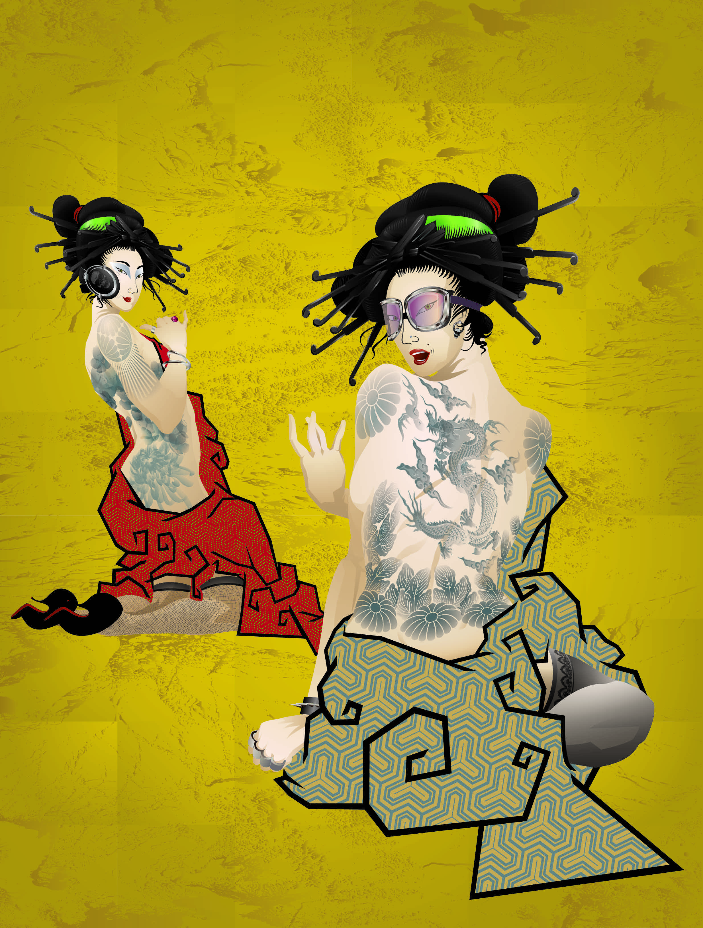 Billy Ma - Geisha Girls.jpg