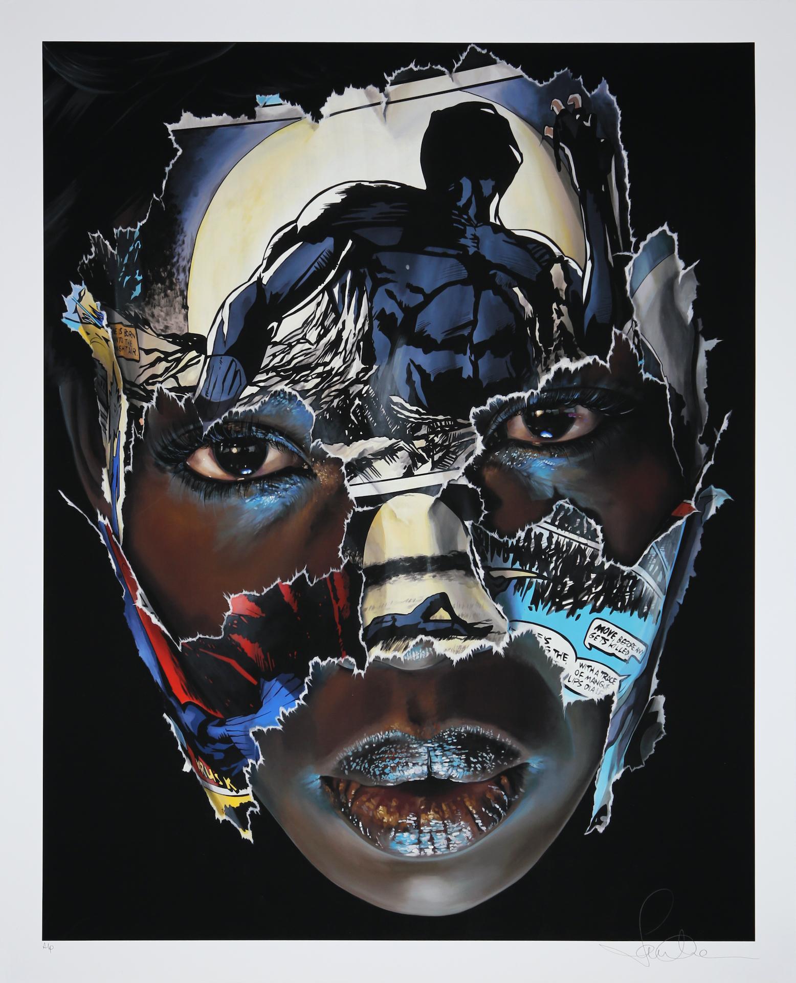 Sandra Chevrier - La Cage- Ces Yeux Pleins De Lumiere (Black Panther).jpg
