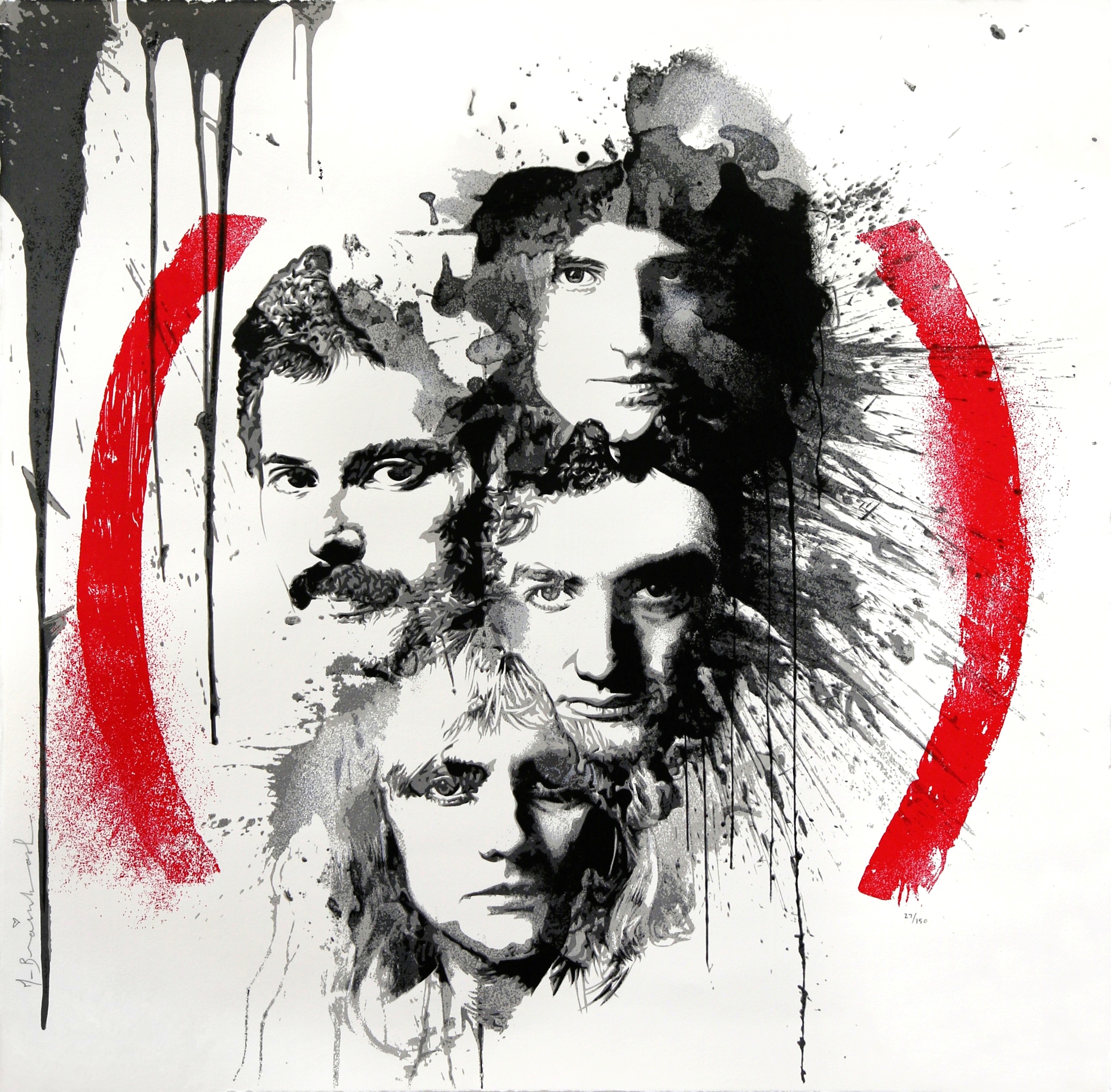 Mr. Brainwash - Queen Product (Red).jpg