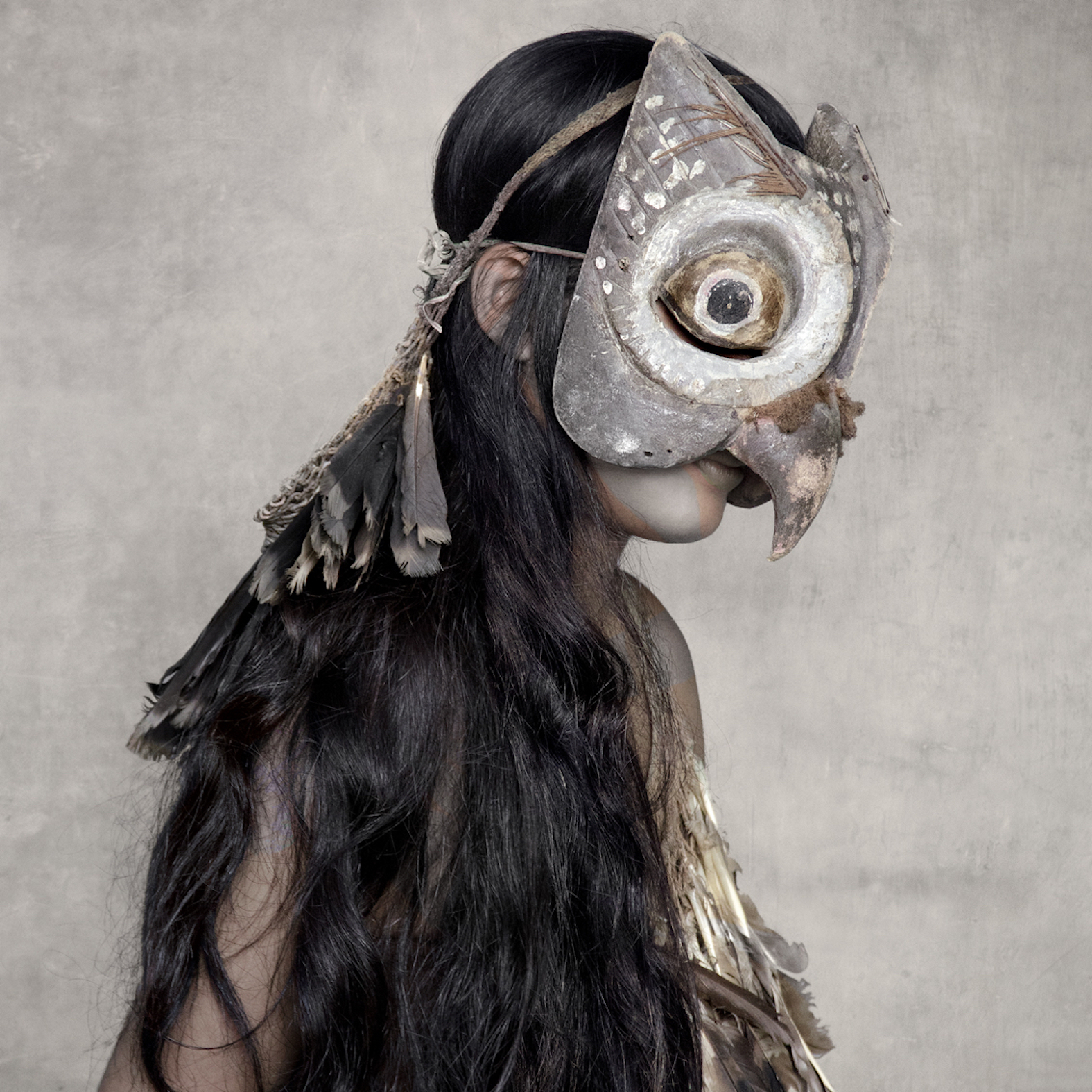 Fred Stichnoth - Girl with Owl Mask, Sunda Islands.jpg