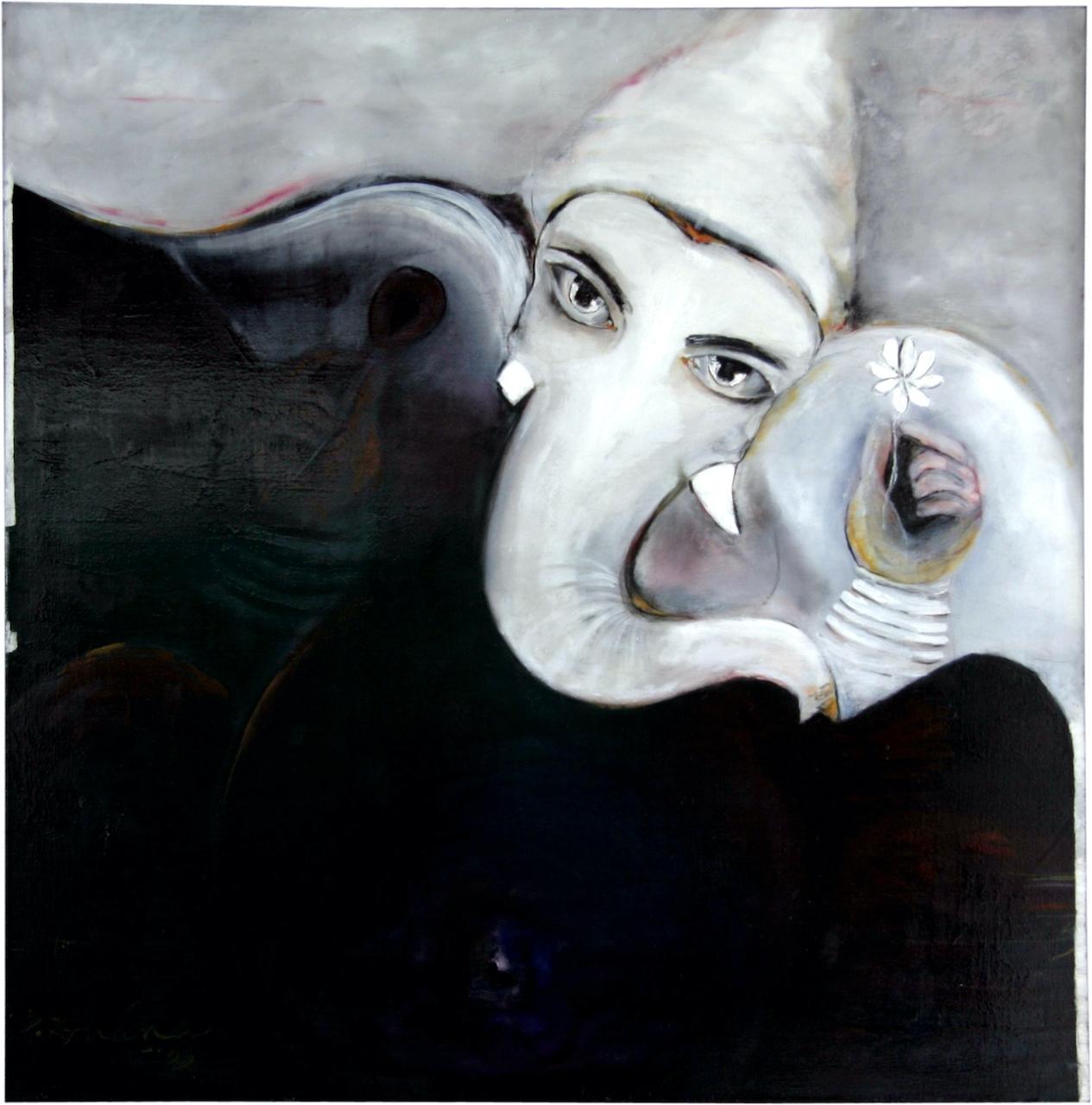 P. Gnana - Ganesh - The Universe.jpg