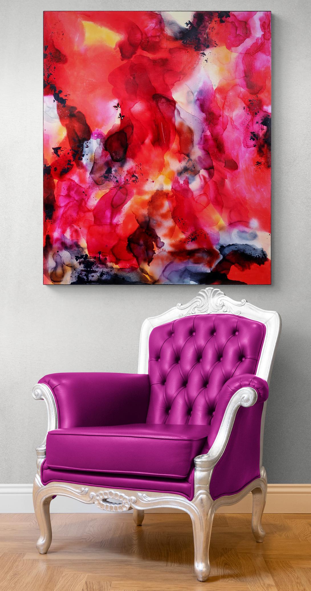 Tunku Khalsom - Hot Pink Love - Installation.jpg