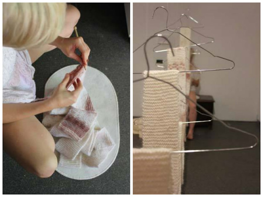 Getting Your Gear Off and Vaginal Knitting: The Purpose of Performance Art
