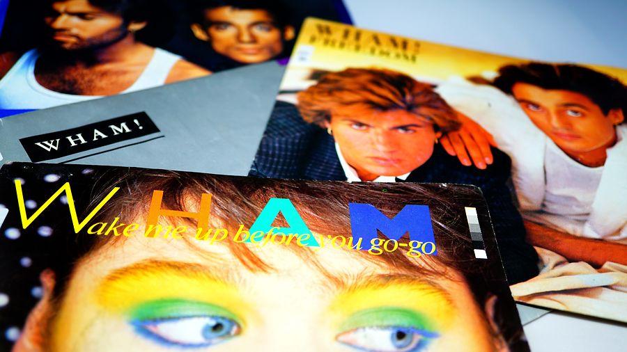 Wham! Bam! 80's Glam!