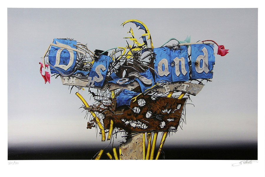"Jeff Gillette: The man who ""Banksied"" Banksy – and how!"