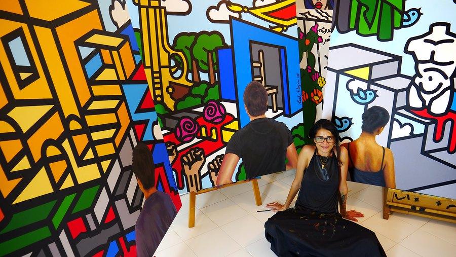 The Occupation of Rasha Eleyan: Pop Art and Palestine
