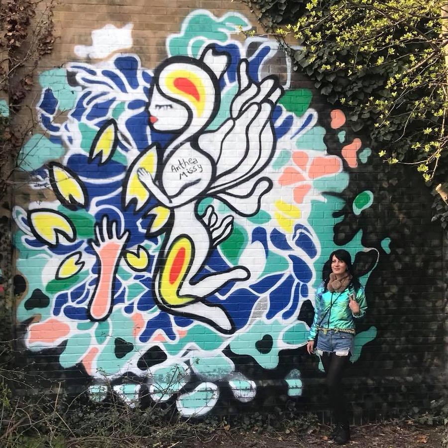 Anthea Missy: Natura est ars Dei