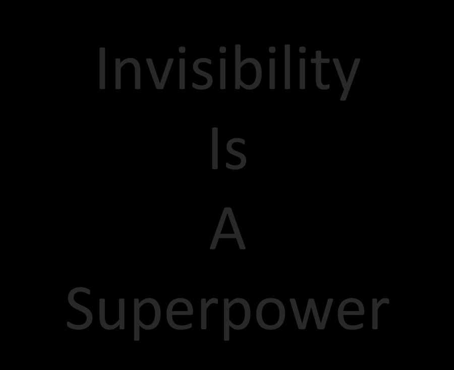 Tinker Brothers: Invisibility Is A Superpower