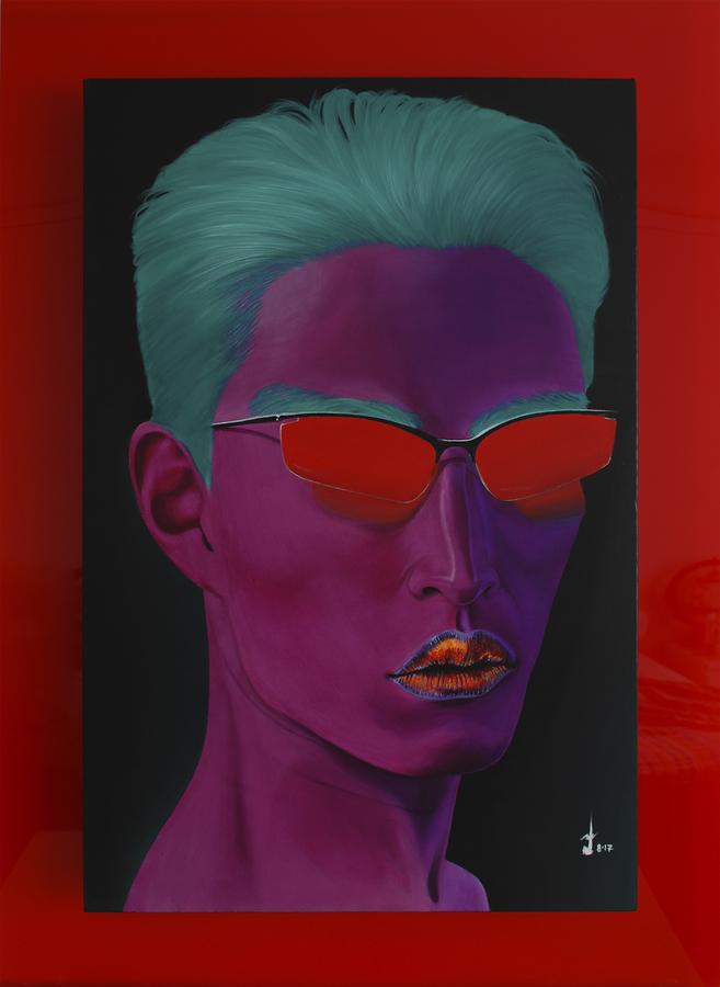 Oriental Purple
