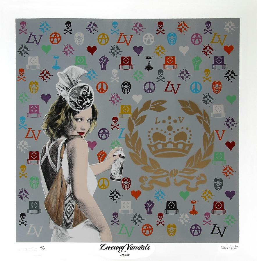 Luxury Vandals – Drew Barrymore