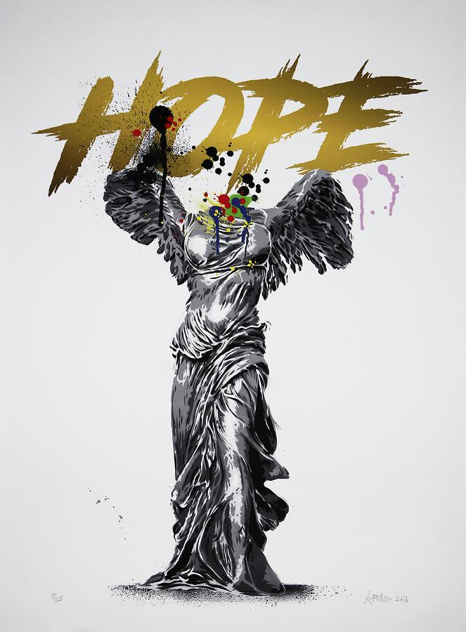 Hope (White)