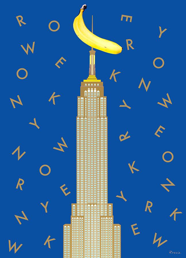 New York And King Kong