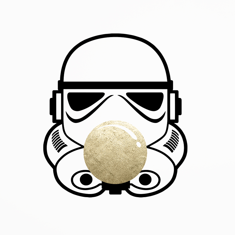 Stormtrooper (Bubblegum)