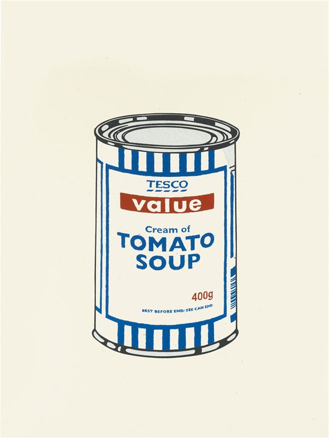 Soup Can (Original Colourway)