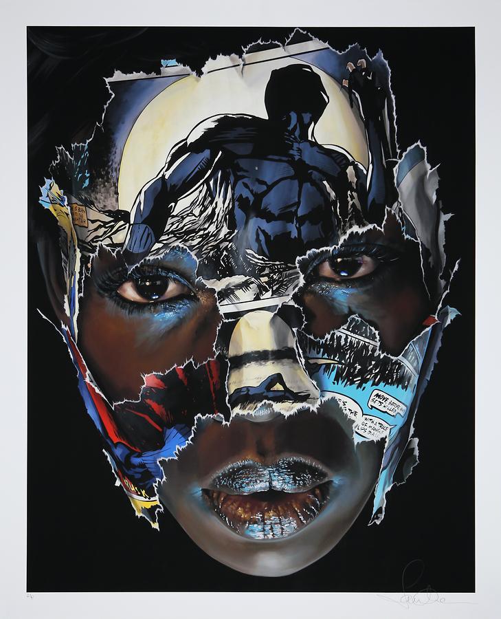 La Cage: Ces Yeux Pleins De Lumiere (Black Panther)