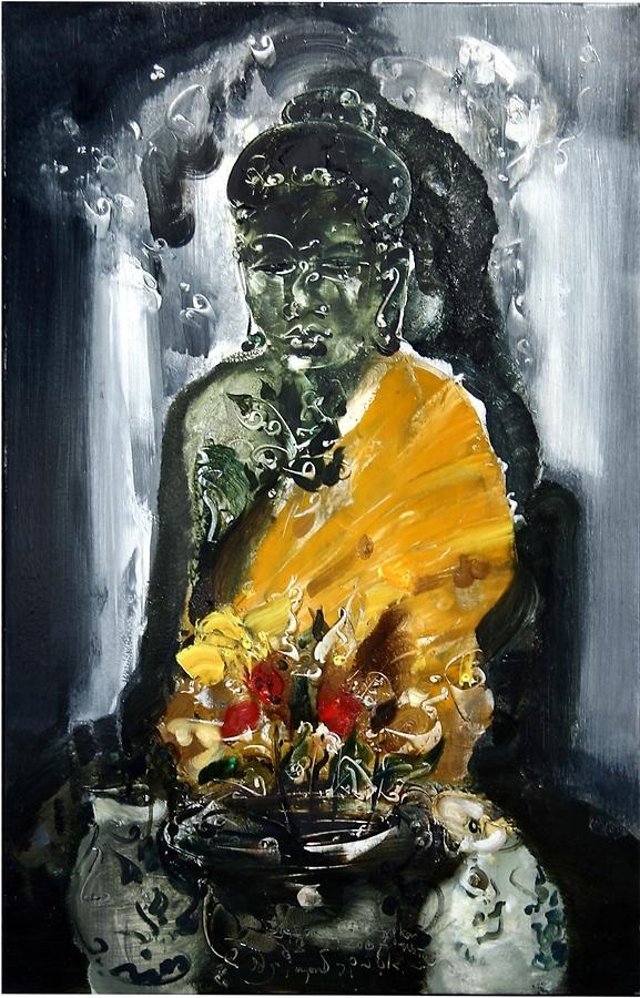 Interior Buddha