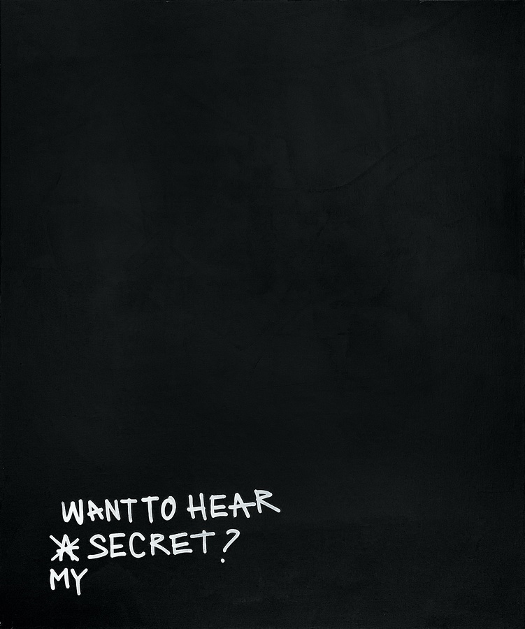 Want To Hear My Secret?