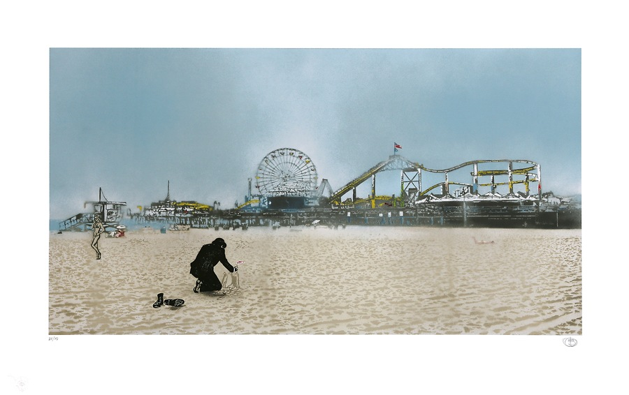 The Morning After: Santa Monica