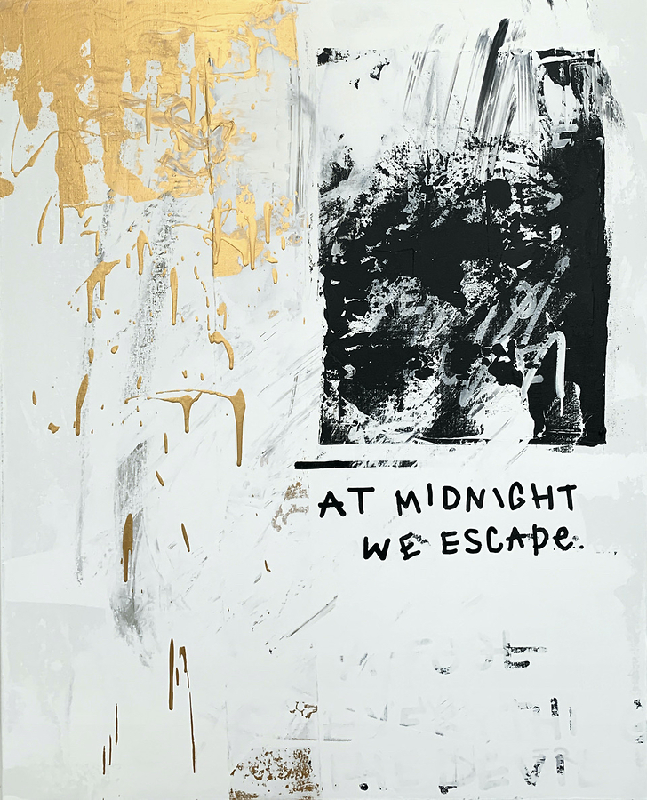 At Midnight We Escape