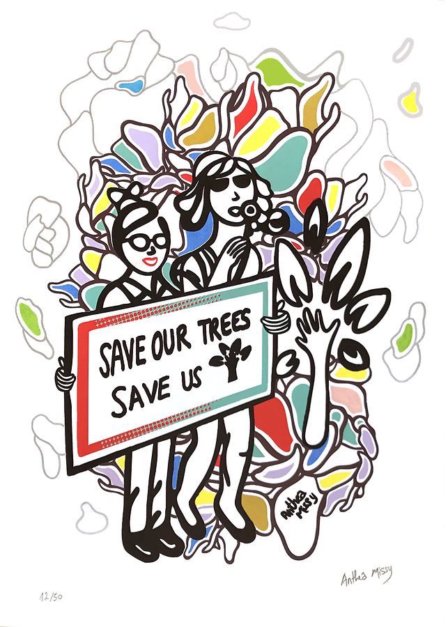 Save Our Trees, Save Us