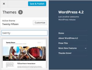 tukar-theme-live-wordpress