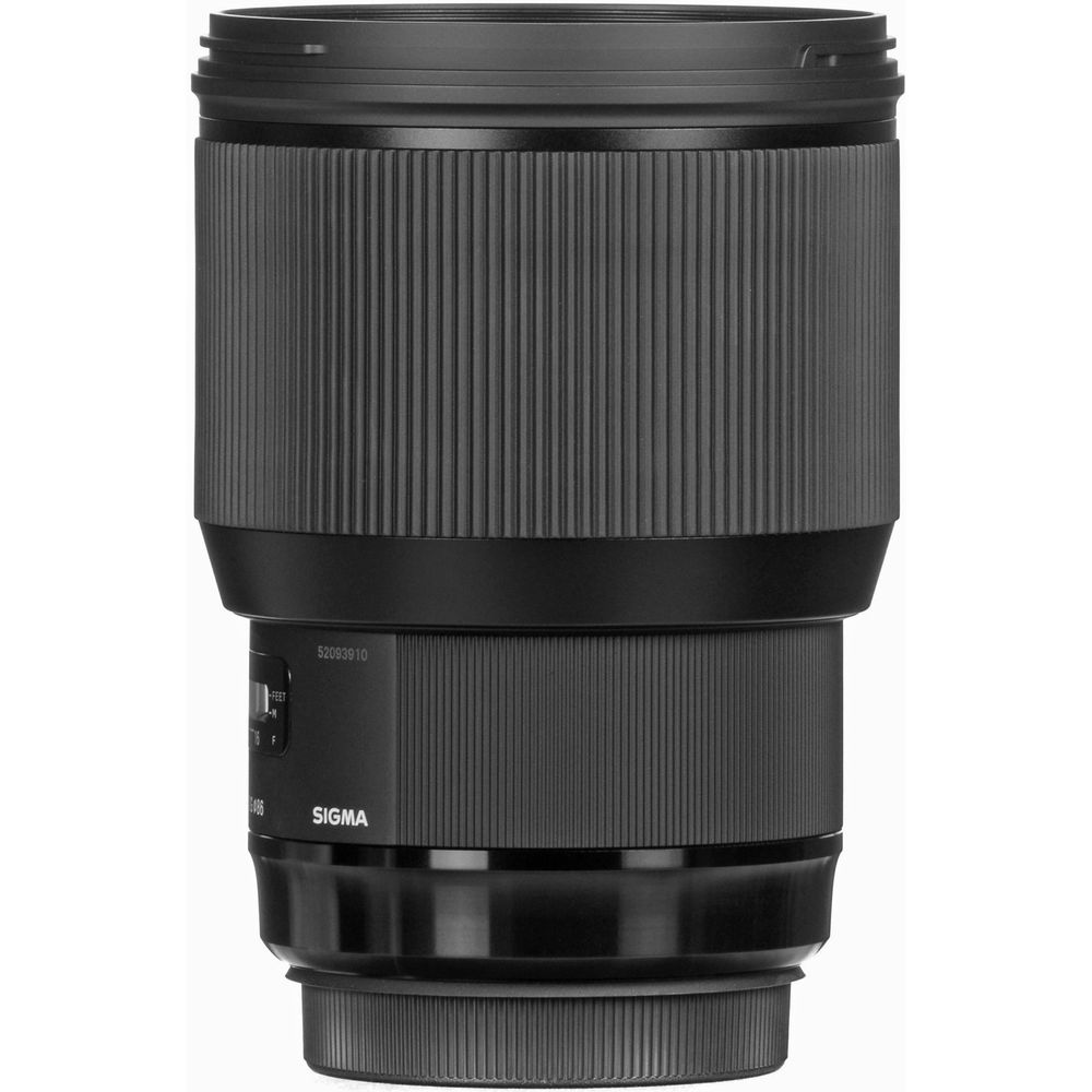 Sigma 85mm f/1.4 DG HSM Art Lens for Nikon F