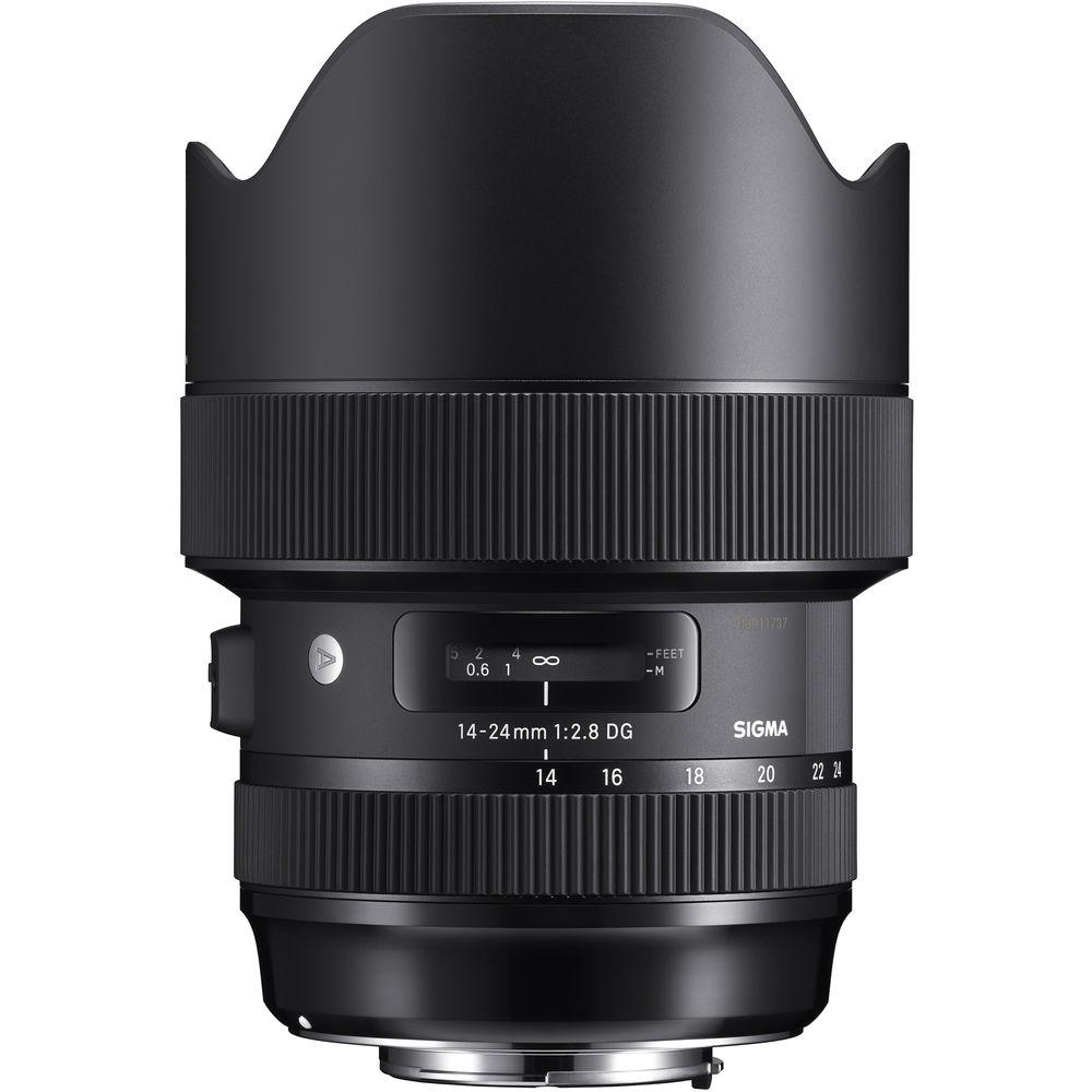 Sigma 14-24mm f/2.8 DG HSM Art Lens for Sony E