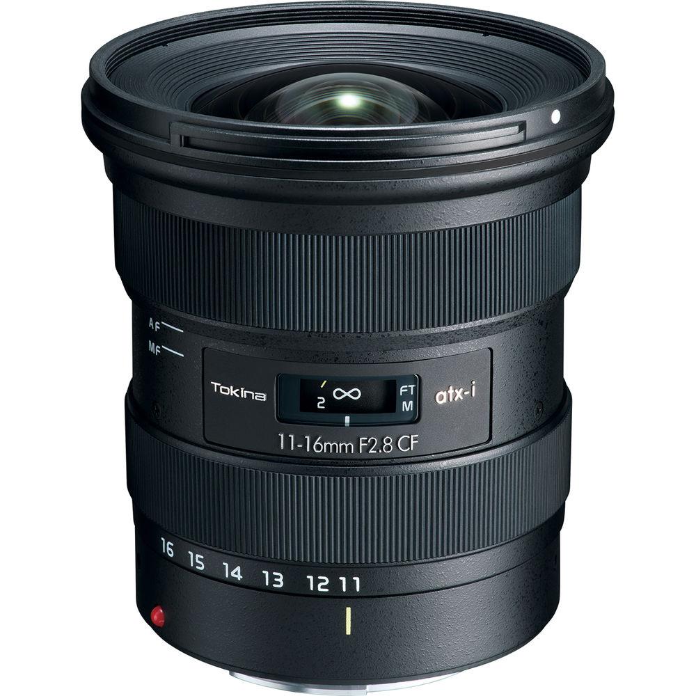 Tokina atx-i 11-16mm f/2.8 CF Lens for Canon EF