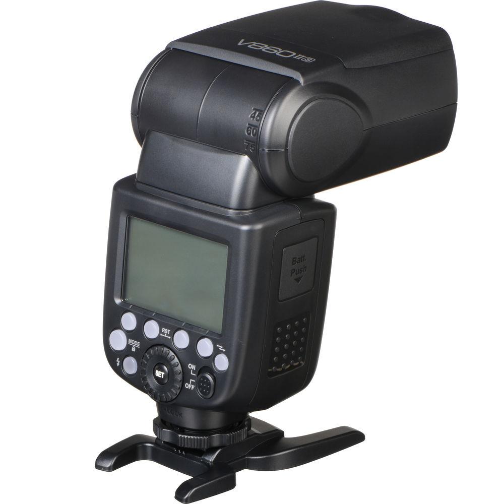 Godox VING V860IIS TTL Li-Ion Flash Kit for Sony Cameras