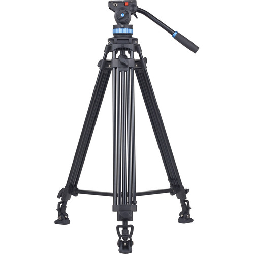 Sirui SH25 Aluminum Video Tripod with Fluid Head