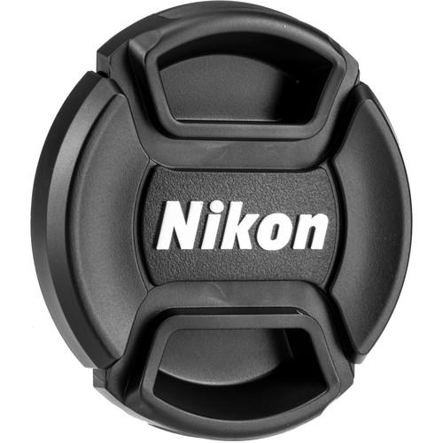 Nikon 52mm Snap-On Lens Cap