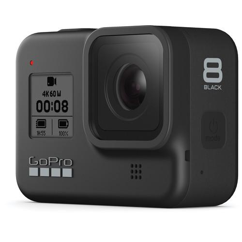 Action cameras & accessories