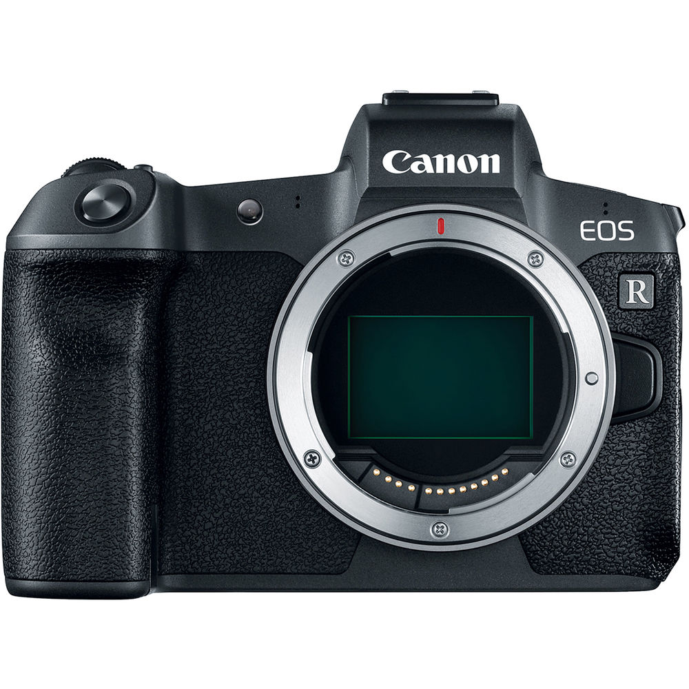 Canon EOS R Mirrorless Digital Camera with EF-EOS R Adapter